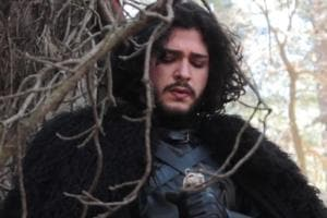 Game of Thrones | Jon Snow look-alike from Italy cashes in on resemblan...