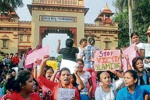At BHU, gender intersects ideological battle