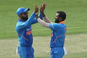 ICC World Cup 2019: Mohammed Shami lauds India's versatile bowling attack