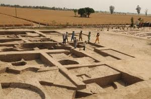 In Haryana's Kunal village, a glimpse of life before Harappa