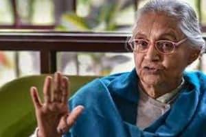 Sheila Dikshit, Vijender Gupta settle dispute over 'govt fund misuse'