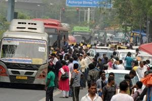 Making real time transit data public best bet to boost Gurugram's bus service