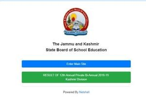 JKBOSE 12th Result for Kashmir division announced, check private bi-annual exam marks at jkbose-ac-in