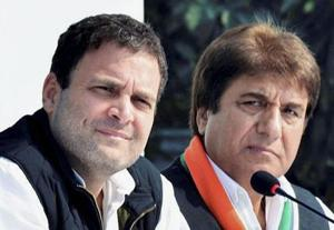 UP Congress chief Raj Babbar quits over party's one seat show in LS polls