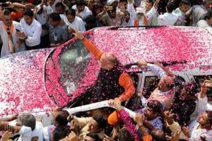 Amit Shah, Bhartiya Janata Party (BJP) chief