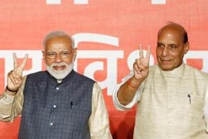 Lok Sabha Elections Results 2019:Union minister Rajnath Singh wins big in Lucknow