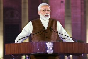 'Government for all': PM Narendra Modi sets tone for second term