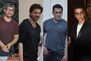 Salman Khan on stardom: 'Shah Rukh, Aamir, Akshay and I are only ones who've been able to pull it off for such a long time'