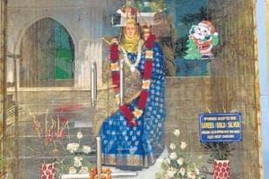 Delhiwale: Khan Market's Mary, in a sari