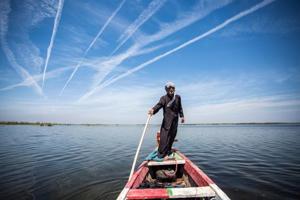 Photos: Iraq turns to ecotourism to save marshes between Euprates and Tigris