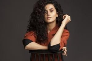 'My fitness mantra? Stay happy and stay active,' says Tapsee Pannu