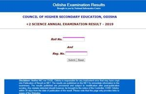 CHSE Odisha Class 12 science results declared, here's  direct link to check your marks