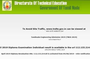 Tndte diploma News: Tndte diploma Latest News and Headlines Today