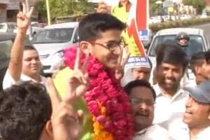NEET topper Nalin Khandelwal 'studied 8 hours daily'