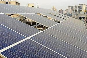 School takes solar route, to save Rs- 2-5L a year