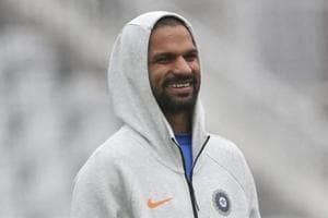 Shikhar Dhawan not ruled out of World Cup yet, says assistant coach Sanjay...