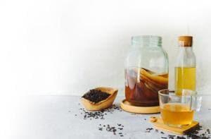 Kombucha, the tea of health