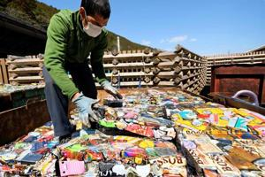 Photos: The Japanese town trying to recycle 100% of its waste