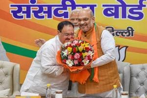 The rise of JP Nadda from a student leader to the BJP's working president
