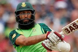 ICC World Cup 2019: Hashim Amla becomes second-fastest to score 8000 ODI runs