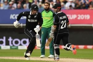 New Zealand vs South Africa, ICC World Cup 2019, highlights: Williamson 100, de Grandhomme blitz edges NZ over SA in humdinger