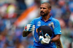 Shikhar Dhawan ruled out of World Cup, Rishabh Pant named replacement