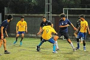 Rohingya refugees find solace in football, dream of contributing to India