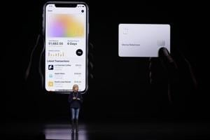 Apple expands Goldman credit card test to thousands of retail workers