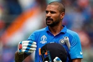 No doubt the pitch will miss you: PM Modi to Dhawan after injury heartbreak