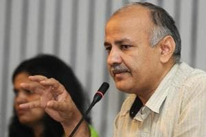 Educators need to do 'surgical strike' on hunger, violence, unemployment, says Sisodia