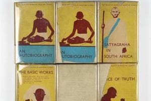 First editions of Mahatma Gandhi's autobiography to go under hammer, expected to fetch Rs 3 lakh