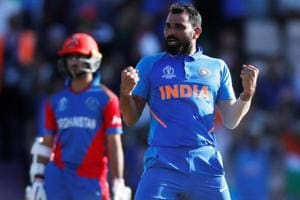 ICCWorld Cup 2019:India beat Afghanistan by 11 runs
