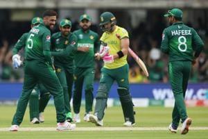 ICCWorld Cup 2019:Pakistan beat South Africa by 49 runs