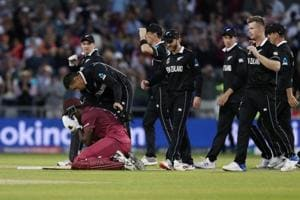 ICC World Cup 2019: New Zealand beat West Indies by 5 runs in Manchester