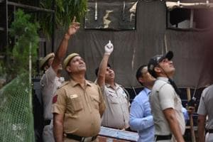 Two glasses, a pack of cigarettes that hold clue to three murders in Delhi