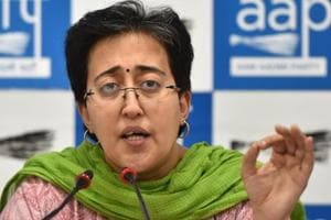 Criminals have no fear of law in the Capital, alleges AAP's Atishi