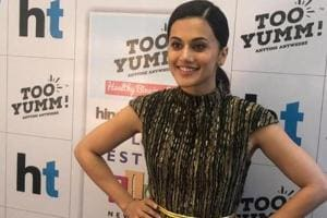 Decoding Taapsee Pannu's latest style files