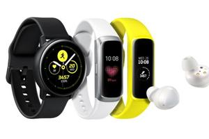 Samsung Galaxy Watch Active, Fit and Fit e launched in India: Price, specifications, features
