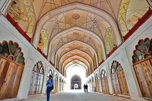 Restoring Red Fort's glory brick by brick