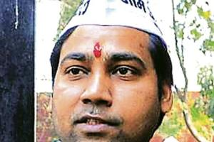 For obstructing poll process, AAP MLA Manoj Kumar gets 3-month jail