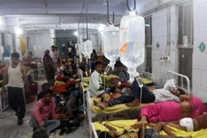 -80 out of pocket per year: Health burden in developing nations