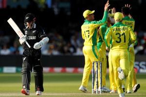 World Cup 2019:Mitchell Starc, Usman Khawaja star as Australia beat New Zealand by 86 runs