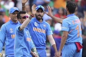 ICCWorld Cup 2019:India reach semis with win over Bangladesh