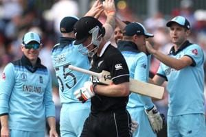 ICC World Cup 2019:England beat New Zealand by 119 runs