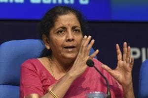 Fiscal deficit target of 3-3- realistic: Finance Minister