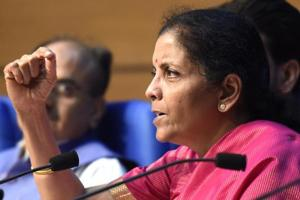 Nirmala Sitharaman sets aside ₹400 cr to set up new 'world-class' institutions