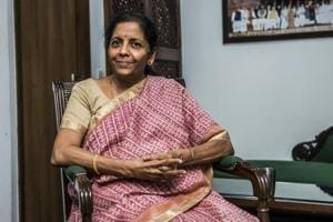 'We've given ourselves achievable targets,' says Nirmala Sitharaman