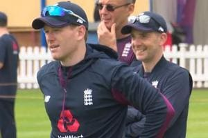 England prepare for World Cup final clash with New Zealand at Lord's