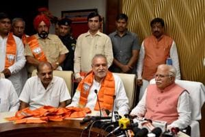 After Hussain and Dhull, Gopichand Gehlot joins BJP in Gurugram