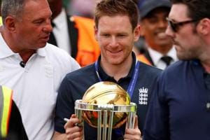 World Cup 2019:Here's how England stars celebrated winning maiden WorldCup trophy